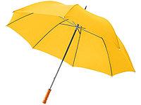 Зонт Karl 30 механический, желтый, фото 1