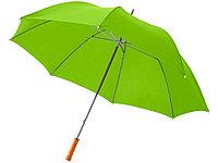 Зонт Karl 30 механический, лайм, фото 1