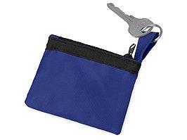 Ключница на молнии, синий (артикул 912406)