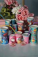 Одноразовые бумажные стаканчики , фото 1