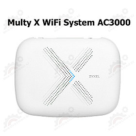 Гигабитный Wi-Fi машрутизатор Zyxel Multy X