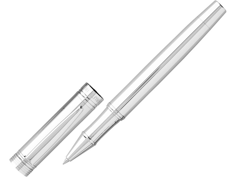 Ручка роллер Cerruti 1881 модель Zoom Silver в футляре