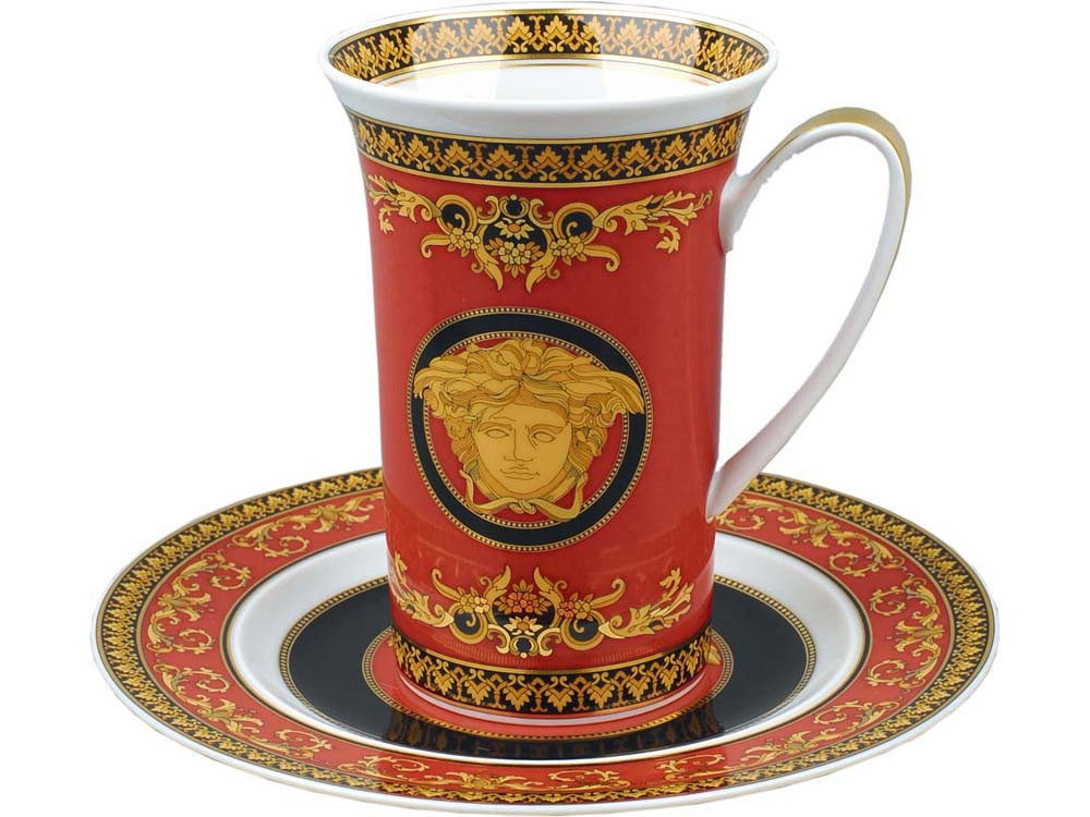 Чайная пара Versace Medusa