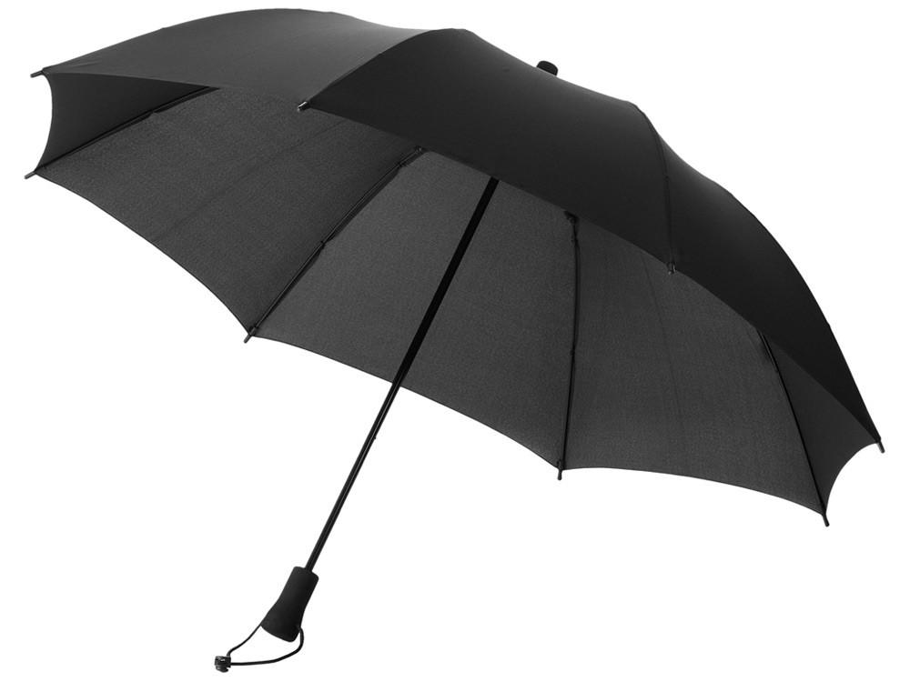 Зонт трость Tiberio, механический 22, черный