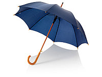 Зонт Kyle полуавтоматический 23, темно-синий