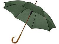 Зонт Kyle полуавтоматический 23, зеленый лесной, фото 1