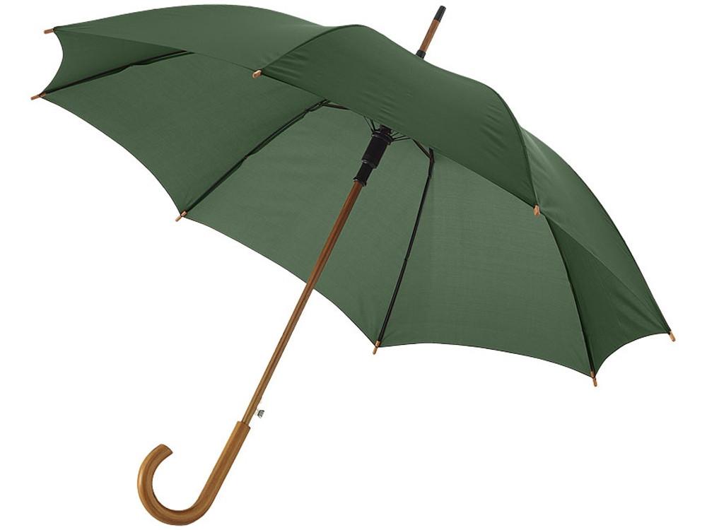 Зонт Kyle полуавтоматический 23, зеленый лесной