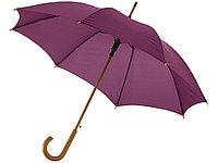 Зонт Kyle полуавтоматический 23, бургунди, фото 1