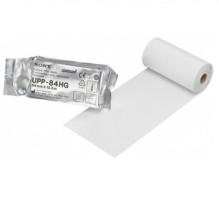 Бумага для УЗИ 84 х 12,50 UPP-84 HG Sony (Япония)