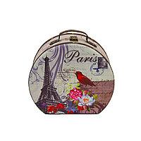 Шкатулка paris, фото 1