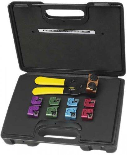 Набор инструмента для продольной резки буферных трубок и оболочек абонентских оптических кабелей RIPLEY