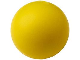 Антистресс Мяч, желтый (артикул 10210008)