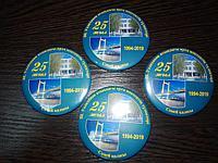 Изготовление значков на заказ по индивидуальному заказу, фото 1