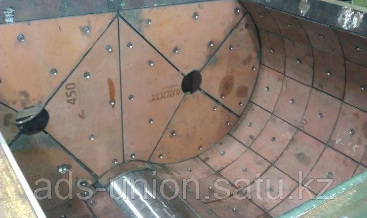 Брони дробилки из стали HARDOX (изготовление), фото 2