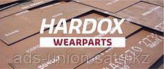 Деловой отход из стали HARDOX