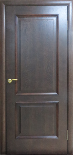 Дверь Вельми 1 тон 123 без стекла