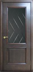 Дверь Вельми 1 со стеклом
