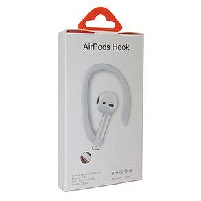 Держатель силиконовый Apple AirPods Hook, фото 2