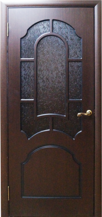 Дверь Кристалл Венге