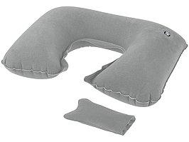 Подушка надувная Detroit, серая (артикул 11971000)