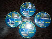 Изготовление значков и медалей на заказ, фото 1