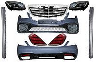 Рестайлинговый пакет S65 AMG для Mercedes-Benz S-class W222