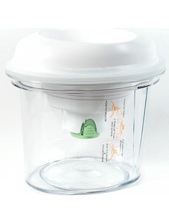 Контейнер MINI с насосом для вакуумированием длительное время сохраняет продукты свежими, объем 2 л