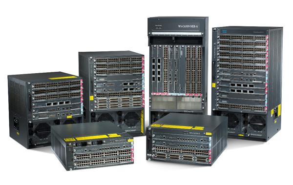 Активное сетевое оборудование для предприятий