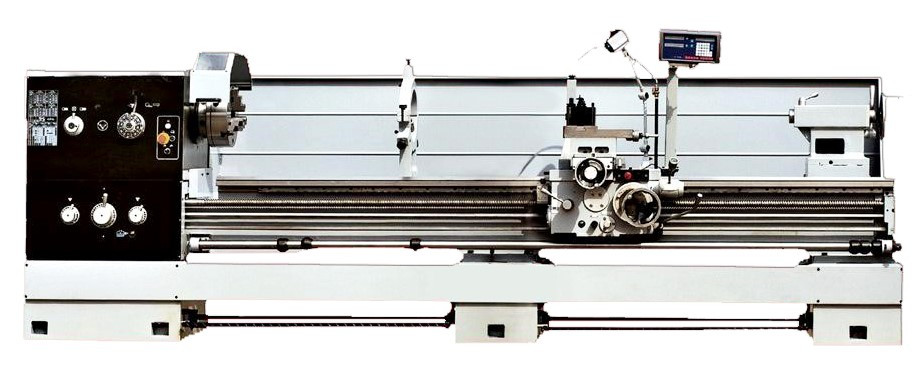 Универсальный токарный станок с УЦИ SPV-2000/660