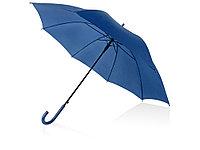 Зонт-трость полуавтоматический с пластиковой ручкой, фото 1