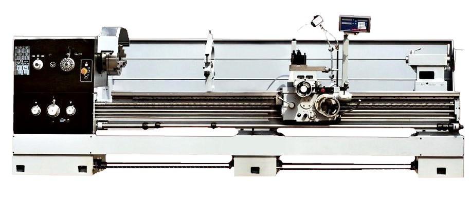 Универсальный токарный станок с УЦИ SPV-3000/660