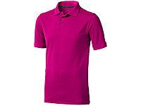 Рубашка поло Calgary мужская, розовый, фото 1