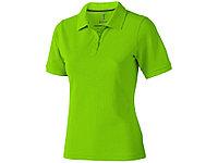 Рубашка поло Calgary женская, зеленое яблоко, фото 1