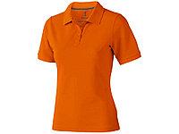 Рубашка поло Calgary женская, оранжевый, фото 1