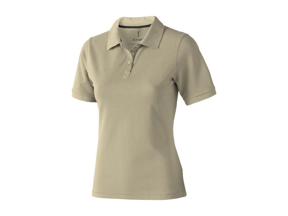 Рубашка поло Calgary женская, хаки