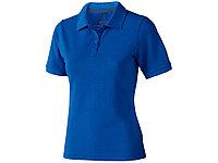 Рубашка поло Calgary женская, синий, фото 1