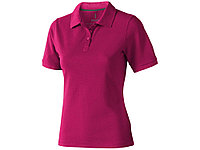Рубашка поло Calgary женская, розовый, фото 1
