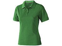 Рубашка поло Calgary женская, зеленый, фото 1
