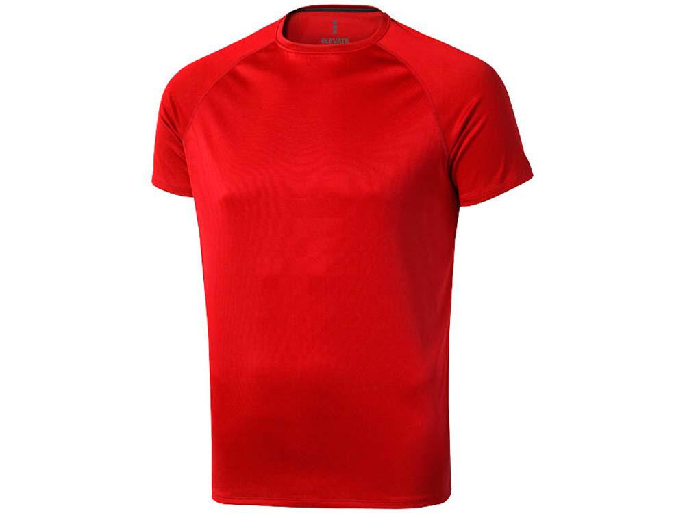 Футболка Niagara мужская, красный