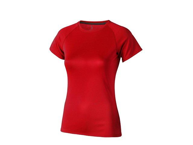 Футболка Niagara женская, красный