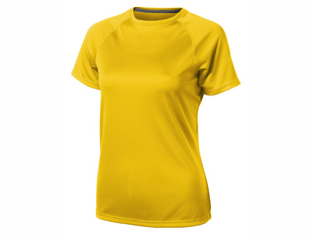 Футболка Niagara женская, желтый