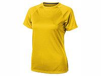 Футболка Niagara женская, желтый, фото 1