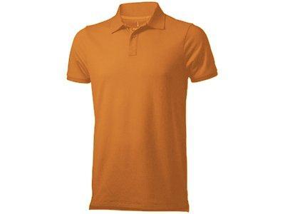 Рубашка поло Yukon мужская, оранжевый