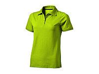 Рубашка поло Yukon женская, зеленое яблоко, фото 1