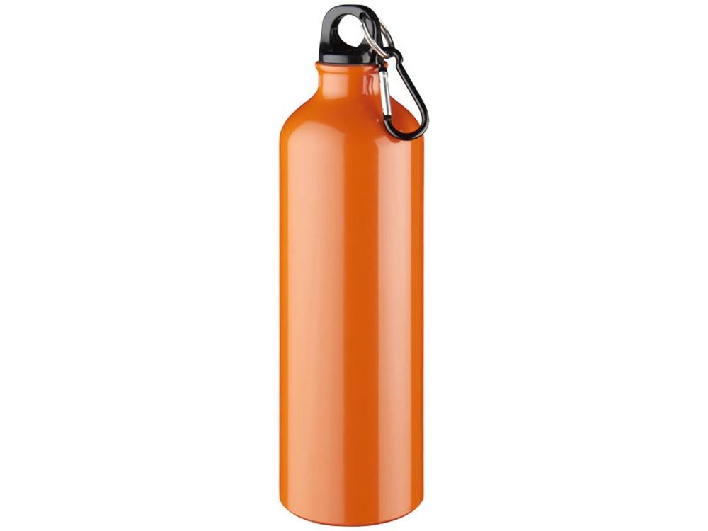 Бутылка Pacific с карабином, оранжевый