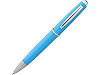 Ручка шариковая Celebration, голубой, черные чернила