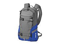 Рюкзак Revelstoke для зимних видов спорта, серый/ярко-синий, фото 1