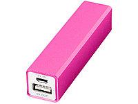 Портативное зарядное устройство Volt, розовый, фото 1
