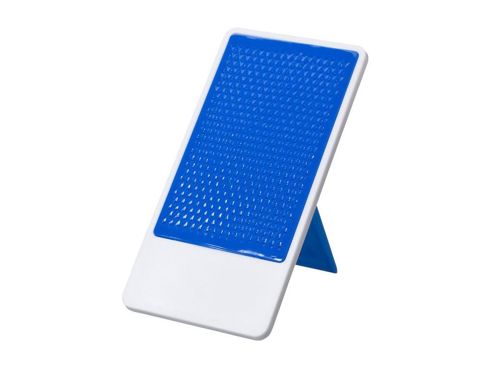 Подставка для мобильного телефона Flip, синий/белый