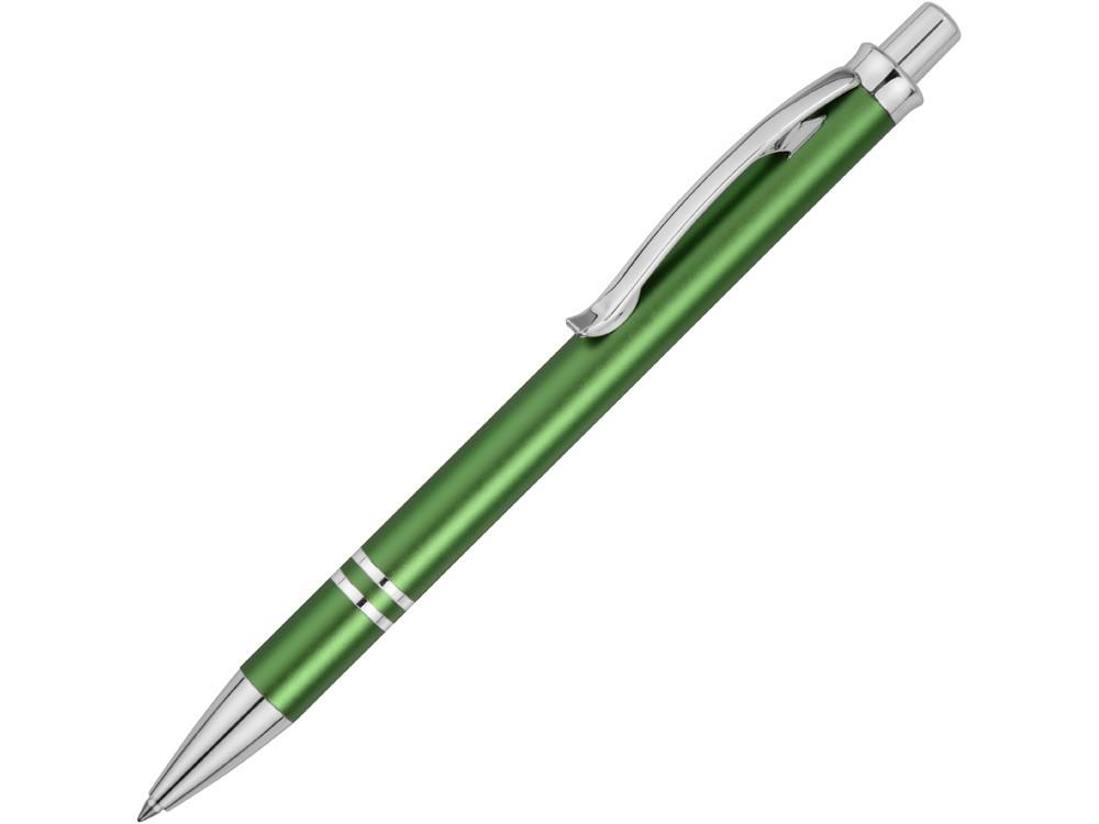 Ручка шариковая Дунай, зеленый